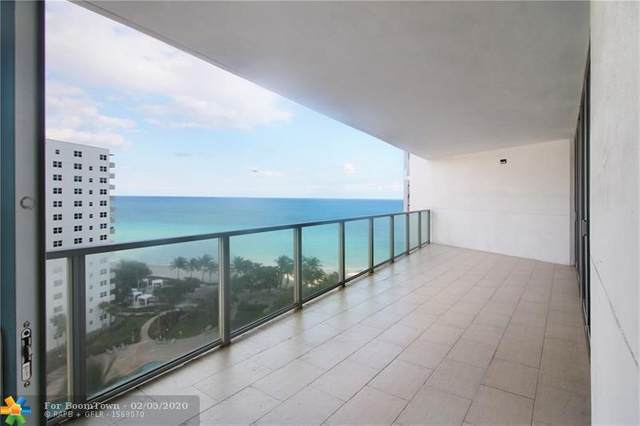 3101 S Ocean Dr #1103, Hollywood, FL 33019 (MLS #F10214399) :: The O'Flaherty Team