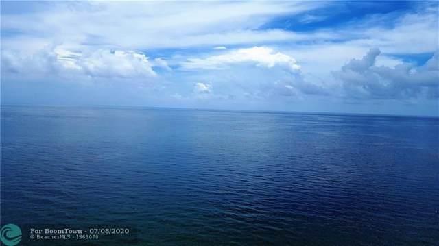 3500 Galt Ocean Dr #701, Fort Lauderdale, FL 33308 (MLS #F10214535) :: Berkshire Hathaway HomeServices EWM Realty