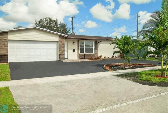 3115 NW 43rd St, Lauderdale Lakes, FL 33309 (MLS #F10215917) :: Berkshire Hathaway HomeServices EWM Realty