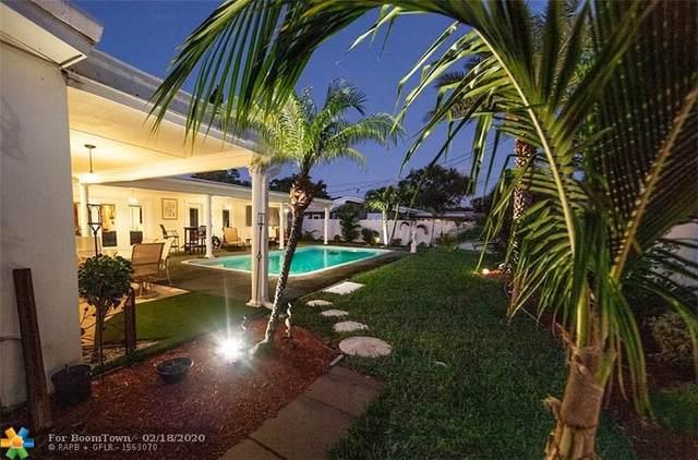 2200 NE 31st St, Lighthouse Point, FL 33064 (MLS #F10216193) :: Green Realty Properties