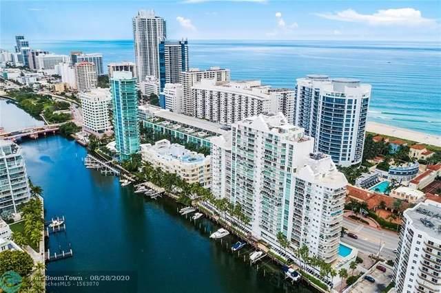 5900 Collins Ave #1007, Miami Beach, FL 33140 (#F10216928) :: Posh Properties