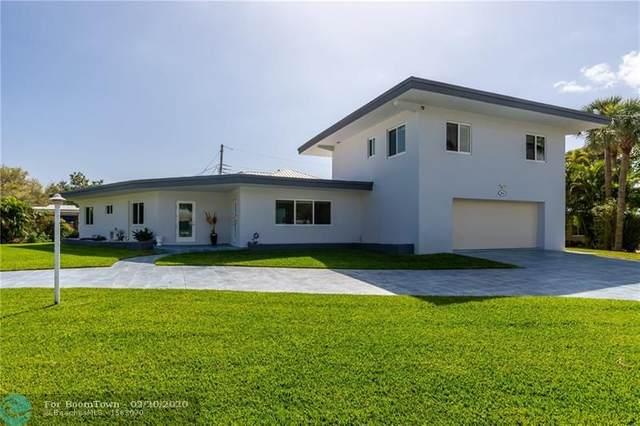 2812 NE 27th St, Lighthouse Point, FL 33064 (MLS #F10217245) :: Green Realty Properties