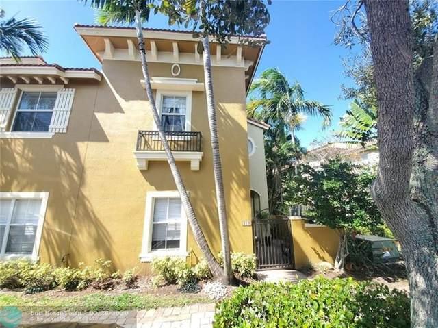 219 Lake Monterey Cir #219, Boynton Beach, FL 33426 (MLS #F10217670) :: Berkshire Hathaway HomeServices EWM Realty
