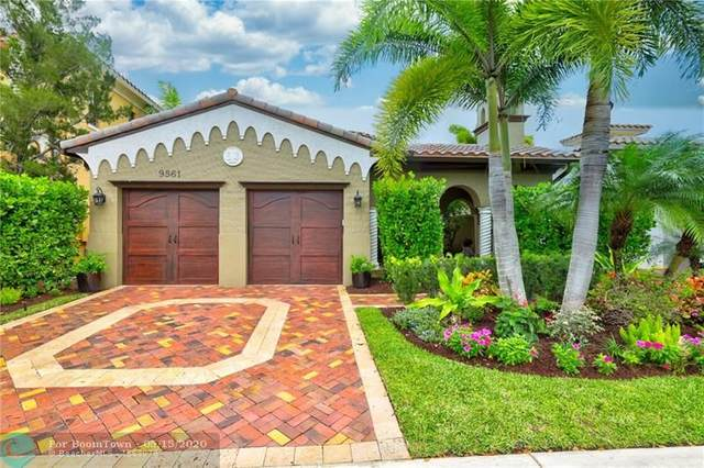9561 Kenley Ct, Parkland, FL 33076 (MLS #F10218236) :: GK Realty Group LLC