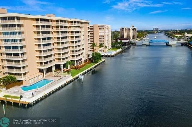 3100 NE 48th St #312, Fort Lauderdale, FL 33308 (MLS #F10218988) :: Berkshire Hathaway HomeServices EWM Realty