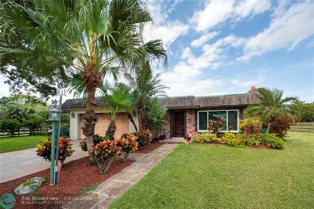 12751 SW 56th St, Southwest Ranches, FL 33330 (MLS #F10218997) :: Berkshire Hathaway HomeServices EWM Realty