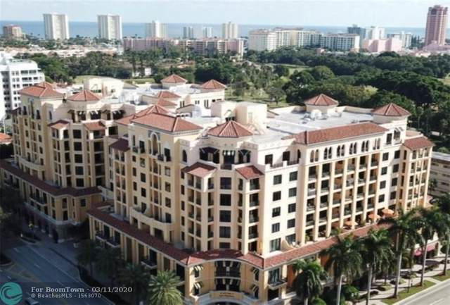 200 E Palmetto Park Rd Th-5, Boca Raton, FL 33432 (MLS #F10221072) :: THE BANNON GROUP at RE/MAX CONSULTANTS REALTY I