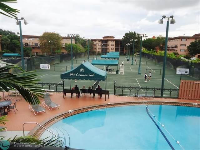 660 Tennis Club Dr #304, Fort Lauderdale, FL 33311 (MLS #F10221497) :: Berkshire Hathaway HomeServices EWM Realty