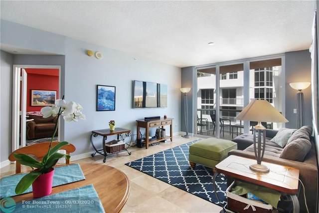 111 SE 8th Ave #703, Fort Lauderdale, FL 33301 (MLS #F10221679) :: Berkshire Hathaway HomeServices EWM Realty
