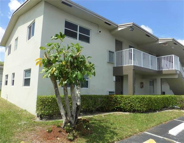 551 NW 80th Ave #101, Margate, FL 33063 (MLS #F10221759) :: Green Realty Properties