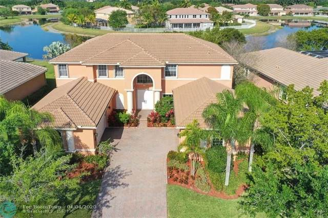 3795 E Coquina Way, Weston, FL 33332 (MLS #F10223774) :: The O'Flaherty Team