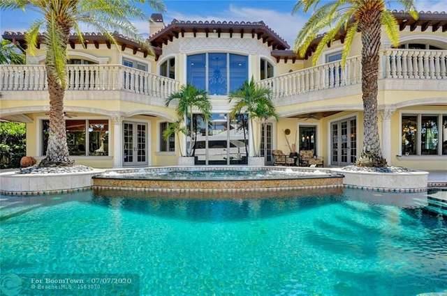 2855 NE 26 Place, Fort Lauderdale, FL 33306 (MLS #F10224146) :: Lucido Global
