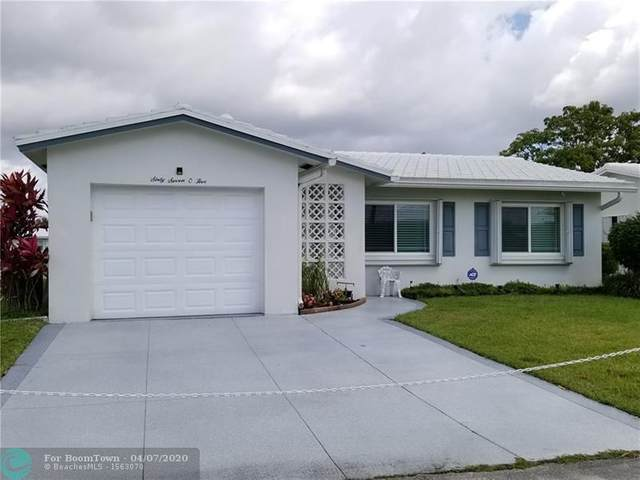 6705 NW 73rd Street, Tamarac, FL 33321 (MLS #F10224649) :: Patty Accorto Team