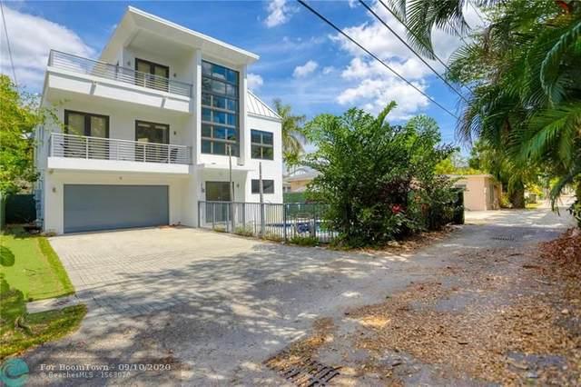 1014 NE 3rd St #1014, Fort Lauderdale, FL 33301 (MLS #F10224751) :: Berkshire Hathaway HomeServices EWM Realty