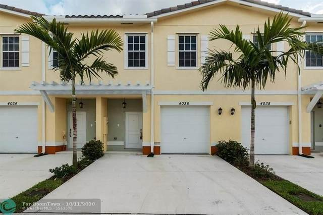 4040 NW 11th St, Lauderhill, FL 33313 (#F10225437) :: The Power of 2 | Century 21 Tenace Realty