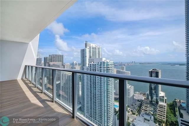 1010 Brickell Ave #4503, Miami, FL 33131 (#F10227235) :: Signature International Real Estate