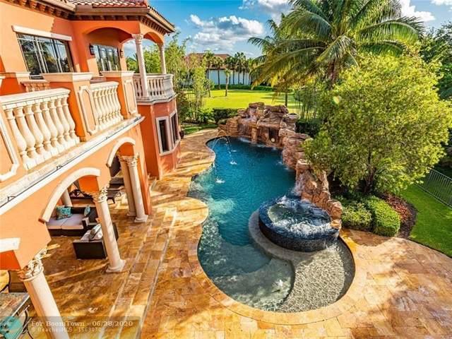 7427 Stonegate Blvd, Parkland, FL 33076 (MLS #F10227280) :: Berkshire Hathaway HomeServices EWM Realty