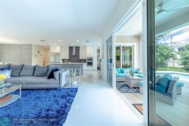 418 NE 12th Ave, Fort Lauderdale, FL 33301 (MLS #F10227421) :: The Howland Group