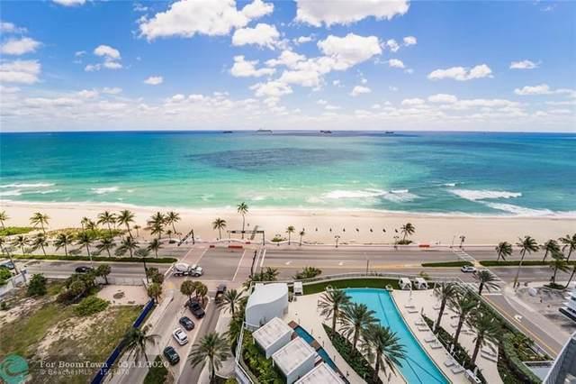 701 N Fort Lauderdale Beach Blvd #1402, Fort Lauderdale, FL 33304 (MLS #F10227569) :: Green Realty Properties