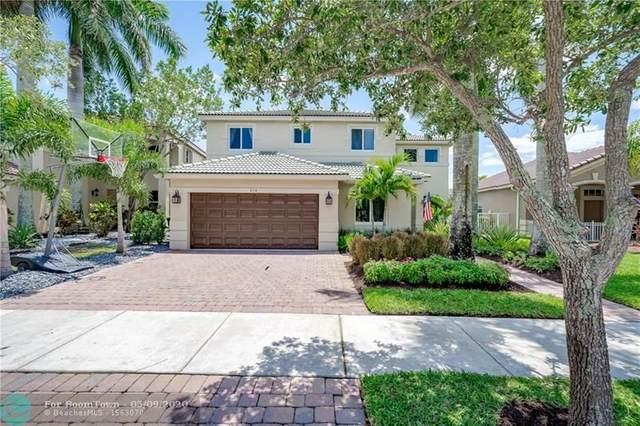 874 Tulip Cir, Weston, FL 33327 (MLS #F10228006) :: Green Realty Properties