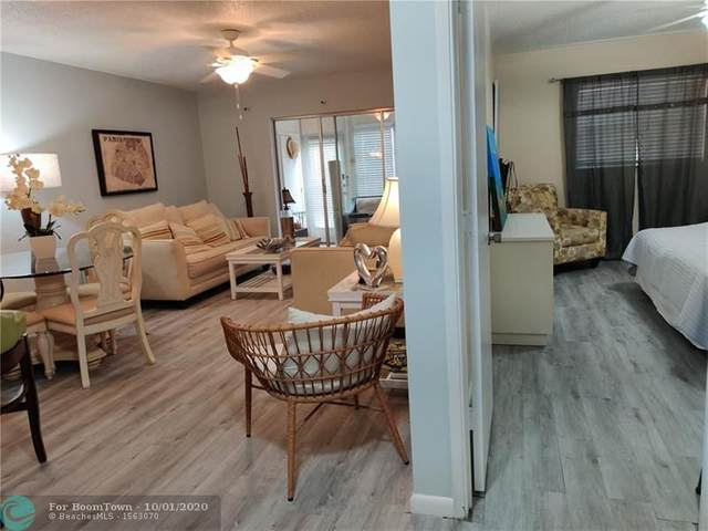 375 SW 56th Ave #106, Margate, FL 33068 (MLS #F10229852) :: Berkshire Hathaway HomeServices EWM Realty