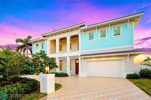 2810 NE 9th Ct, Pompano Beach, FL 33062 (MLS #F10230141) :: GK Realty Group LLC