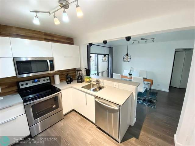 6010 S Falls Circle Dr #319, Lauderhill, FL 33319 (MLS #F10231037) :: Green Realty Properties