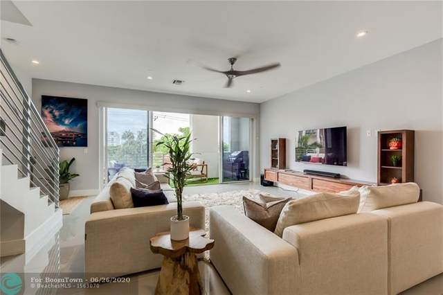 1025 NE 18th Ave #306, Fort Lauderdale, FL 33304 (#F10231567) :: The Rizzuto Woodman Team