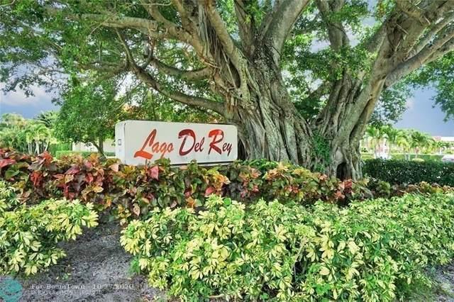 2900 Fiore Way #108, Delray Beach, FL 33445 (MLS #F10232458) :: Berkshire Hathaway HomeServices EWM Realty