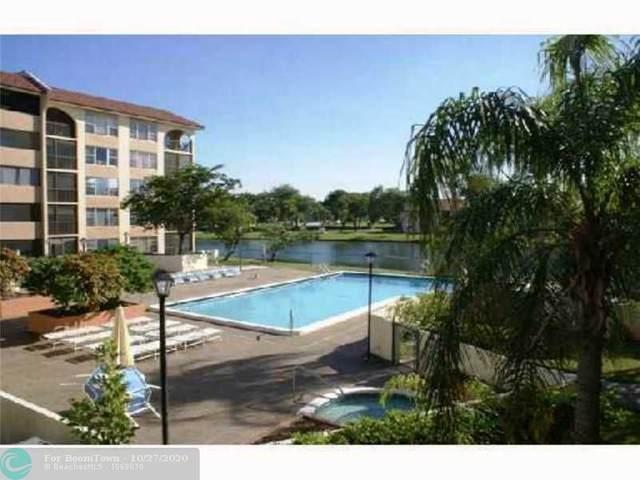 3955 N Nob Hill Rd #310, Sunrise, FL 33351 (#F10233090) :: Posh Properties
