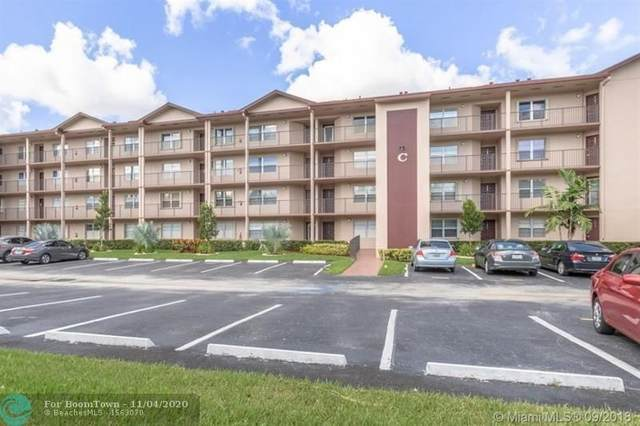100 SW 130th Ter 215C, Pembroke Pines, FL 33027 (#F10234638) :: Posh Properties