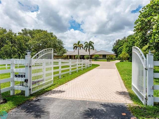 5261 SW Holatee Trail, Southwest Ranches, FL 33330 (MLS #F10234913) :: Castelli Real Estate Services