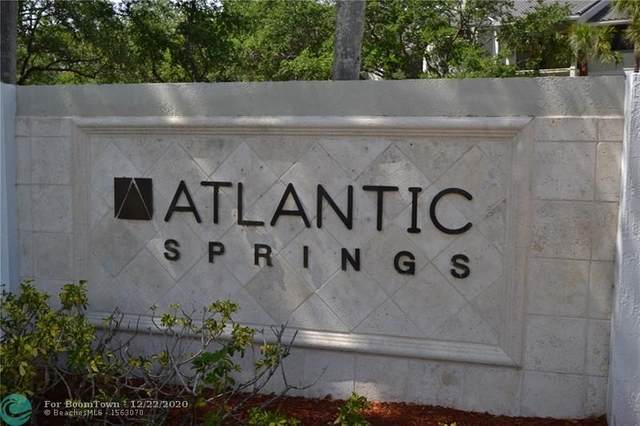 11263 W Atlantic Blvd #201, Coral Springs, FL 33071 (MLS #F10235125) :: Berkshire Hathaway HomeServices EWM Realty