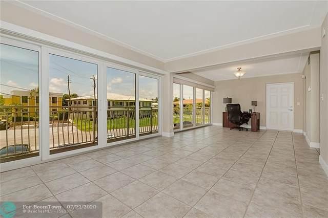 2921 NE 28th St #205, Lighthouse Point, FL 33064 (#F10236086) :: Signature International Real Estate