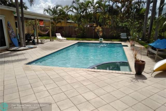 308 NW 30th Ct, Wilton Manors, FL 33311 (MLS #F10236268) :: The Jack Coden Group