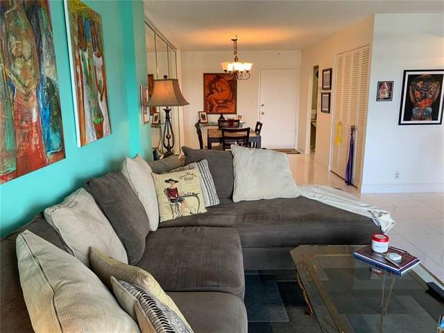 405 N Ocean Blvd #1725, Pompano Beach, FL 33062 (MLS #F10237246) :: Green Realty Properties