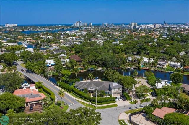 1138 S Rio Vista Blvd., Fort Lauderdale, FL 33316 (MLS #F10237658) :: The Howland Group