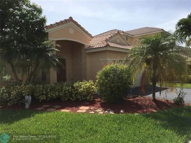 4085 Pine Ridge Ln, Weston, FL 33331 (MLS #F10238169) :: Green Realty Properties