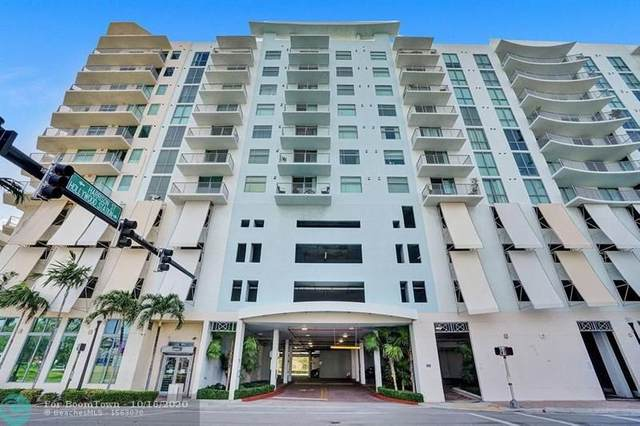 140 S Dixie Hwy #1014, Hollywood, FL 33020 (MLS #F10238492) :: Berkshire Hathaway HomeServices EWM Realty
