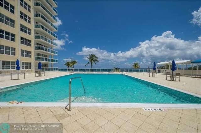 3900 Galt Ocean Dr #1609, Fort Lauderdale, FL 33308 (MLS #F10241702) :: Patty Accorto Team