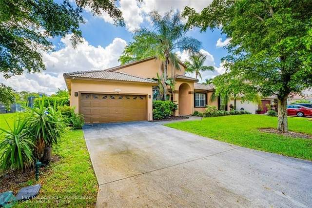 4341 Nw 90Th Terrace, Coral Springs, FL 33065 (MLS #F10242121) :: Castelli Real Estate Services