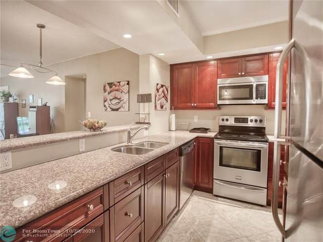2800 N Palm Aire Dr #208, Pompano Beach, FL 33069 (#F10242685) :: Posh Properties