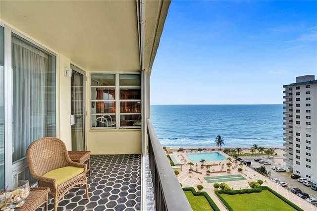 4280 Galt Ocean Dr 12G, Fort Lauderdale, FL 33308 (MLS #F10242885) :: Green Realty Properties