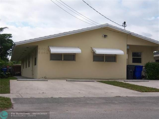 5850 Lincoln St, Hollywood, FL 33021 (MLS #F10242935) :: Berkshire Hathaway HomeServices EWM Realty