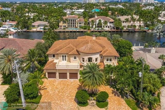 2561 Mercedes Dr, Fort Lauderdale, FL 33316 (#F10244541) :: Posh Properties