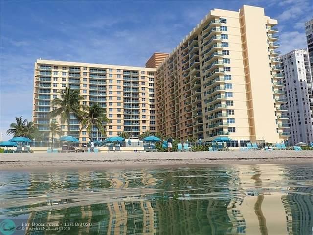 2501 S Ocean Dr #726, Hollywood, FL 33019 (MLS #F10246739) :: Patty Accorto Team