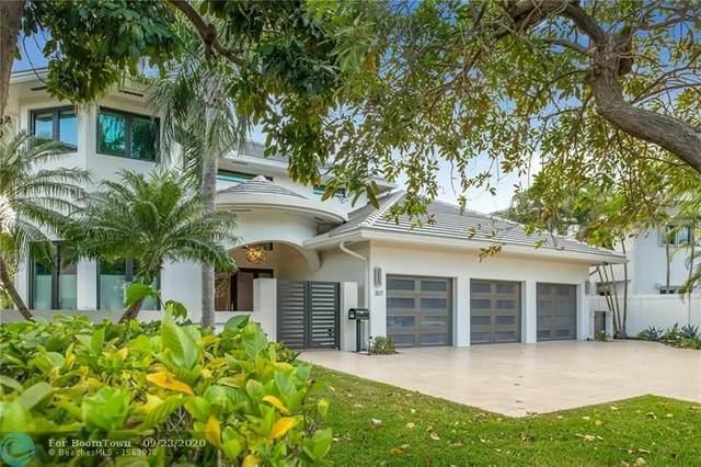 307 NE 23rd Avenue, Fort Lauderdale, FL 33301 (MLS #F10248687) :: Berkshire Hathaway HomeServices EWM Realty