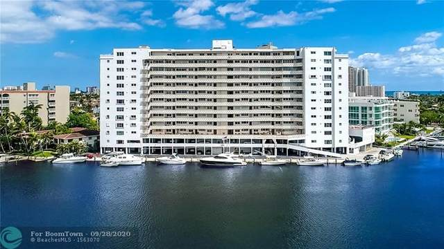 333 Sunset Dr #906, Fort Lauderdale, FL 33301 (MLS #F10248901) :: Castelli Real Estate Services