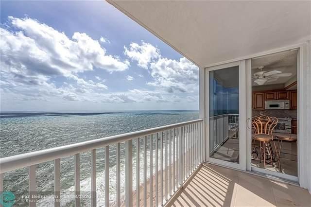 1370 S Ocean Blvd #2208, Pompano Beach, FL 33062 (#F10249777) :: Posh Properties