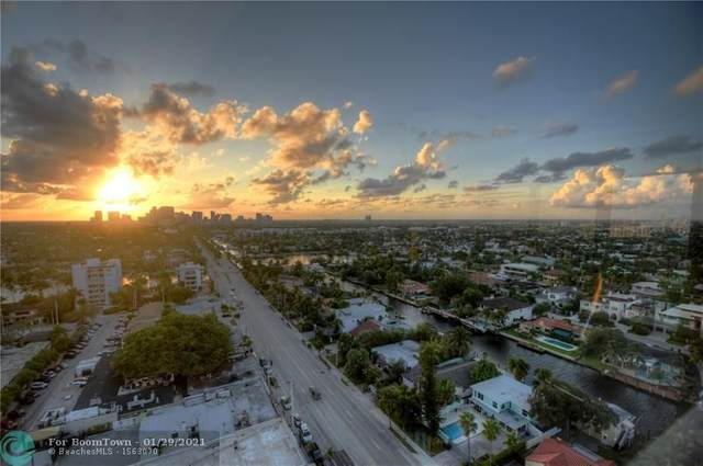2500 E Las Olas Blvd #1908, Fort Lauderdale, FL 33301 (#F10250314) :: Ryan Jennings Group